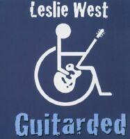 LESLIE WEST - GUITARDED  CD NEW!