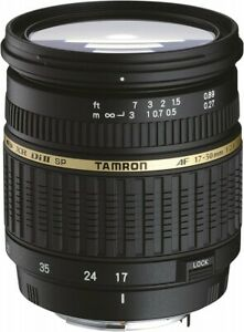 Tamron For Canon Model-A16 SP AF17-50 mm F/2.8 XR Di-II LD Aspherical