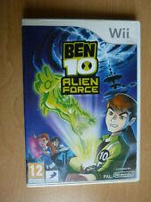 Ben 10 : Alien Force / Jeu Wii / Complet