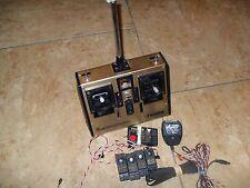 Vintage Futaba FG Series FP-T6FG Transmitter/Receiver FP-R7H with Servos Great