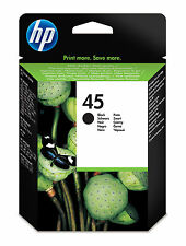 HP 45 Black Ink Cartridge (51645A) new out of package