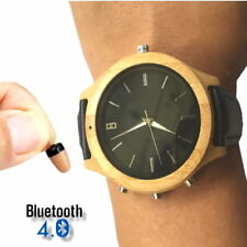 NEW Quartz Bluetooth 4.0 Watch TP37 For mini wireless earpiece as Full Hands Kit