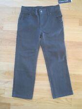 Boy Dark Charcoal Gray Casual Or Dress Jean pants Nwt 5