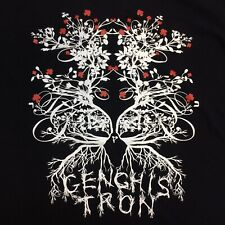 Genghis Tron Shirt Metal Electronica Grindcore Size Youth Large • VGUC‼