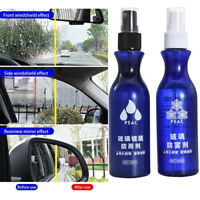 100ML Car Glass Waterproof Anti-Fog Agent Spray Nano Coating Hydrophobic Coating