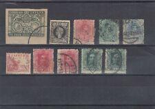ancien timbres espagne espana