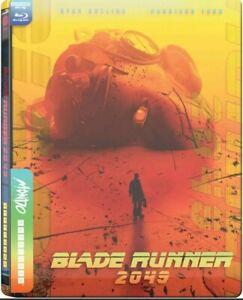 Blade Runner 2049 (4K UHD + Blu-ray Steelbook) Mondo - Brand New & Sealed