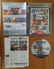 JUEGO PLAYSTATION 2 - GRAND THEFT AUTO LIBERTY CITY STORIES. PLAY 2 PS2 PAL ESPA