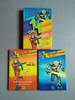 Battle for the Ancient Robot 1 on 1 Adventure Gamebooks TSR Librogame