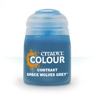 Citadel Contrast: Space Wolves Grey (18Ml)  - GW-29-36