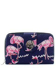 NGIL Stylish Flamingo Quilted Wallet
