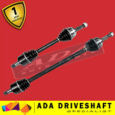 1 Pair Hyundai Elantra 1.8L & 2.0L Manual New CV Joint Drive Shafts 11/00-06