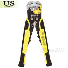 Automatic Wire Stripper Crimping Pliers Cable Terminal Tool Multifunctional