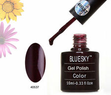 Bluesky Dark Lava BS37 Classic UV/LED Lamp Soak Off Nail Gel Polish Colour 10ml