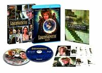 New David Bowie Labyrinth Memorial Edition Blu-ray DVD Booklet Post Card Japan