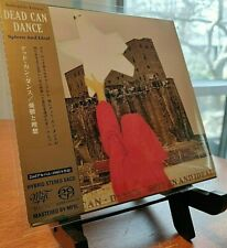 SPLEEN AND IDEAL - Dead Can Dance - MFSL Hybrid SACD Mini-LP - Japan