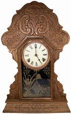 Антикварные часы для кухни