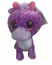 "Best Made Toys Purple Spotted Giraffe Plush 11"" Big Eye Stuffed Animal Toy 2016"