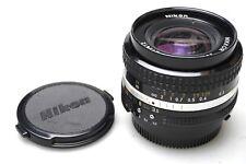 Nikon Nikkor 20mm f3.5 AIS