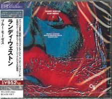 RANDY WESTON-BLUE MOSES-JAPAN BLU-SPEC CD B50