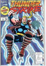 THUNDER STRIKE #1 First Explosive Issue Marvel Comic Book