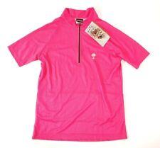 MT Borah Kids Youth Girls Cycling Pink Jersey Size XL