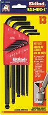 Eklind Tool Company 13213 13 Piece Ball End Hex L Hex Key Set
