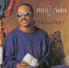 "Stevie Wonder 7"" Skeletons - France"
