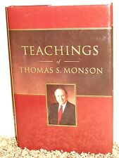 TEACHINGS OF THOMAS S. MONSON 2011 1STED LDS MORMON BOOK