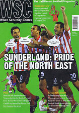 SUNDERLAND / TORQUAY / ERIC CANTONA / SERBIA	When Saturday Comes	269	July	2009
