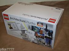 Lego ARCHITECTURE STUDIO 21050 SEALED Hard to find in hand guidebook