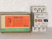 MOELLER PKZM 1-0,16  0,16A / 660 V / AC 3  //PKZM1016
