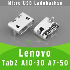 Lenovo Tab 2 A10-30 A7-50 Micro USB DC Buchse Ladebuchse Strombuchse Anschluss