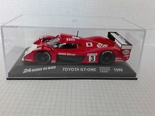 TOYOTA GT ONE   24 HORAS LEMANS 1999  1/43 NEW