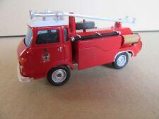 926F Kit Artisanal Base Solido Saviem SG4 Pompiers 1er Secours Léger 1:50