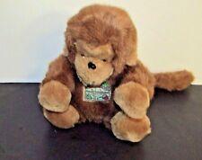 Bon Ton toys Netherlands Plush Monkey Robinson scene tummy