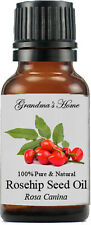 Rosehip Seed (Virgin) Oil - 15 mL - 100% Pure and Natural - Free Shipping