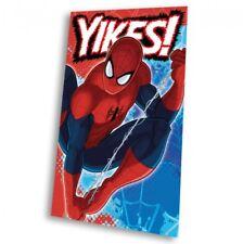 Spiderman Fleecedecke, Kuscheldecke, Kinderdecke, 100x150cm