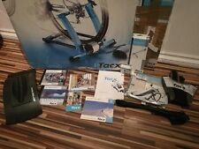 Tacx Fortius Turbo Trainer, Trainer Mat, rythme et Software