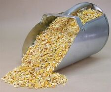20 Lb CRACKED CORN - Fresh milled for home brewers still chicken deer feed mash