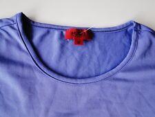 Hugo Boss Damen T-Shirt Top Shirt Violett Unifarben Gr. M TOP!