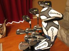 Taylormade M2 Golf Complete Club Set Discount Bundle Package Set Regular-Flex RH