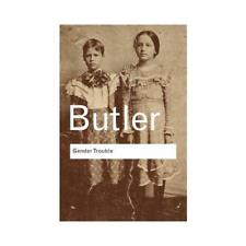 Gender Trouble by Judith Butler (author)
