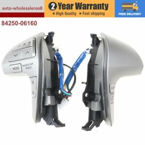 For Toyota Camry Hilux Bluetooth Steering Wheel Audio Control Switch 84250-0616