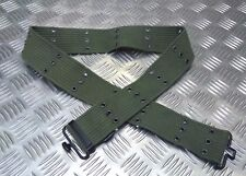 "Military Alice Style 2"" Canvas Web Pistol Belt Load Adjustable size All Colours"