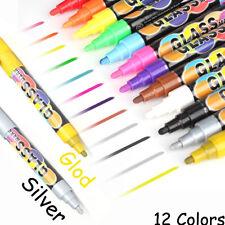 Gold /& Silve 028617433127 Bistro Chalk Marker Chisel Tip Set 2//Pkg Metallics