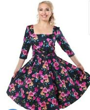 Lady Vintage Alice Dress Size 10