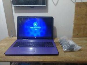 HP 15-ba003cy Notebook Laptop - Purple - 2TB