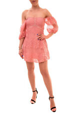 Free People Women's Be Your Baby Lace Dress Pink Size XS RRP £177 BCF84