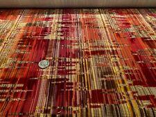 8 Yards  BRUNSCHWIG & FILS 8015159 AMAURI VELVET Sand Berry Cut Velvet Fabric